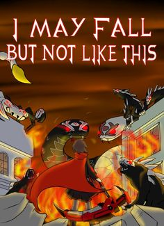 RWBY - I May Fall [Red] by lightning-in-my-hand on DeviantArt