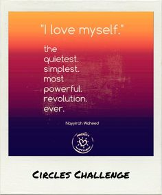 "#WednesdayWellness Habit Challenge      ""When I loved myself enough, I began leaving whatever wasn't healthy. This meant people, jobs, my own beliefs, and habits – anything tha... http://www.projecthappiness.org/wednesdaywellness-habit-challenge-4/"