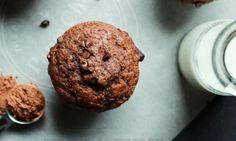 Le meilleur muffin double chocolat et bananes...C'est celui-ci