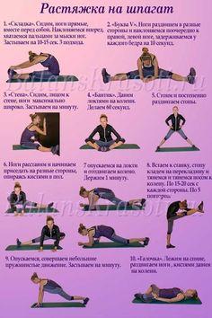 """Растяжка на шпагат. Упражнения Продукция для укрепления и поддержания здоровья. Обучающие семинары. Биологически активные добавки. #БАД #NSP #Wellness <a href=""""http://www.natr-nn.ru/"""">Все для вашего здоровья и красоты</a>"""