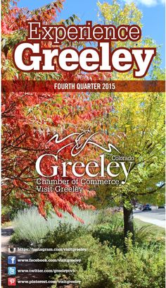 Welcome to the Greeley Chamber of Commerce