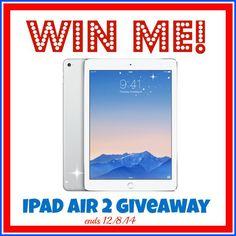 Win an iPad Air 2!