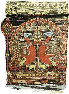 al andalus textiles -
