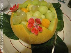 Summer Melon Fruit Salad