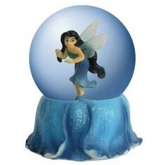 45 mm Tinker Bell Pixie Silvermist In Water Globe On Blue Flower Stand by StealStreet. $22.99. This gorgeous 45 mm Tinker Bell Pixie Silvermist In Water Globe On Blue Flower Stand has the finest details and highest quality you will find anywhere! 45 mm Tinker Bell Pixie Silvermist In Water Globe On Blue Flower Stand is truly remarkable.45 mm Tinker Bell Pixie Silvermist In Water Globe On Blue Flower Stand Details:Condition: Brand NewItem SKU: SS-WL-17784Dimens...
