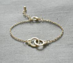 Delicate Handcuff Bracelet