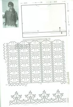 crochet more aranas patrones crochet w patterns blouse patterns