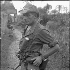 French; A Legionnaire of 1st Battalion 3rd REI in Bac Ninh Sector in September '53. Like many other French troops in IndoChina he wears TAP 50(Airborne Troops Model 1950) equipment as the webbing was more suited to the hot humid conditoions than the leather equipment of the infantry. Grenades OF 37 and 37 DF are carried in  a locally manufactured leather pouch.