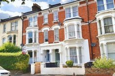 Flats & Houses For Sale in Finsbury Park - Find properties with Rightmove - the UK's largest selection of properties. Find Property, Property For Sale, Finsbury Park, London House, Houses, Mansions, House Styles, Image, Homes