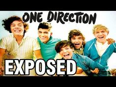 One Direction Exposed- Rhett and Link I like watching Rhett and Link and then I came across this video and had to show it.