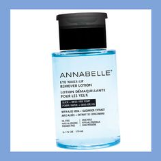 Annabelle Eye Makeup Remover Lotion, $10, annabelle.ca