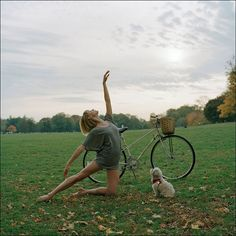NYC ballerina project