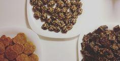 Cukroví pro psí jazýčky! Masky, Almond, Food And Drink, Breakfast, Morning Coffee, Almond Joy, Almonds
