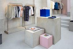 Seek No Further stores by Universal Design Studio, London, Berlin