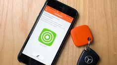 Der G-Tag steht per Bluetooth 4.0 in Kontakt mit dem Smartphone. ©digitalzimmer.de