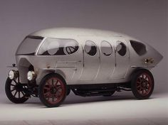 Alfa Romeo car prototype from 1914