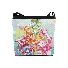 Sailor Moon Pois cuscino Crossbody Bags (Model 1613)