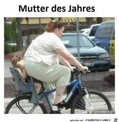 lustiges Bild 'Mutter des Jahres.....jpg' von Edith. Eine von 14329 Dateien in der Kategorie 'witzige Bilder' auf FUNPOT.