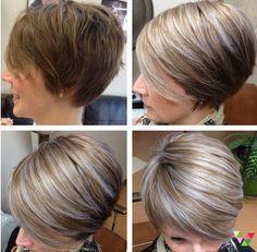 Die 15 Besten Bilder Von Frisuren Farben Haircolor Grey Hair Und