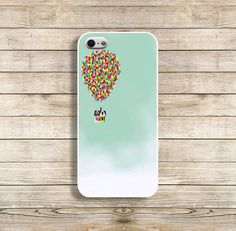 Balloon case Mint Balloon phone case Balloo up iphone case iphone4/4s iphone5/5s B076 on Etsy, $9.99
