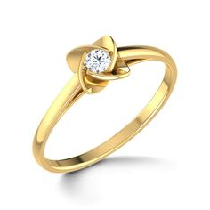 Delico Diamond Ring