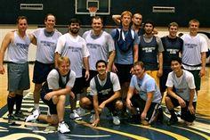 SBS Alumni Basketball Game at Flight Night 2011