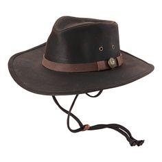 6d587ba73a9 Outback Trading Oilskin Kodiak Hat Western Boots