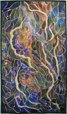 Quilting Art by Cynthia Morgan