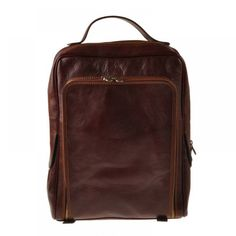 Pellevera,business leather bags,66T1900,leather backapack,laptop bag,shoulder bag. Made in Italy.