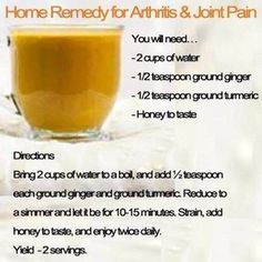 Ginger and honey art remedy with termuric