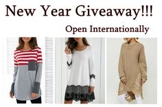 New Year Giveaway!!!