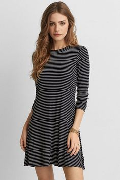 American Eagle Outfitters AEO Soft & Sexy Knit Dress