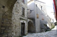 petite rue vieux village