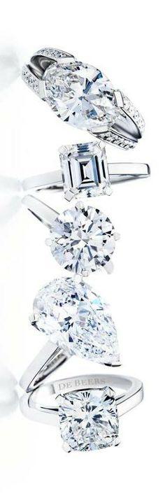 De Beers Diamonds - ♔LadyLuxury♔