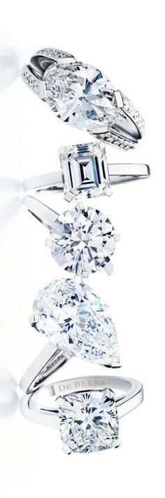 De Beers Diamonds - ♔LadyLuxury♔