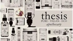 Thesis supports the #HumaneCosmeticsAct & the #BeCrueltyFree campaign!