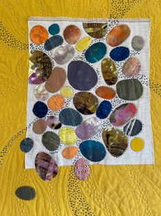 Strip Quilts, Mini Quilts, Baby Quilts, Sewing Art, Sewing Crafts, Sewing Projects, Landscape Quilts, Quilt Patterns Free, Applique Quilts