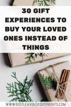 30 Gift Experiences to Buy Your Loved Ones Instead of Things 30 Gifts, Best Gifts, Restaurant Gift Cards, Spa Packages, Hiking Tours, Sustainable Tourism, Pottery Classes, Experience Gifts, Cooking Classes