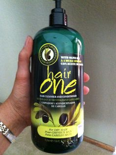 If you use Wen, Sally Beauty Supply has a product called Hair One that is the same thing, at 1/3 the cost.   I LOVE it, and it smells divine.