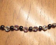 Items similar to Steampunk Hex Nut Hardware Inch Bracelet on Etsy Nut Bracelet, Steampunk, Beaded Bracelets, Hardware, Beads, Etsy, Jewelry, Beading, Jewlery
