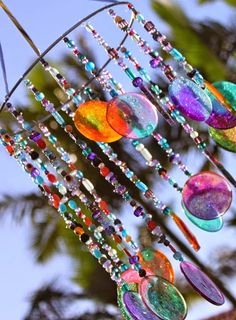 The Wind Chimes are a beautiful decorative element for the garden. Especially if it is made by you it is certainly unique! Below there are ...