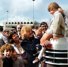 Jon Pertwee, Dalek, Torchwood, Dr Who, Tardis, Doctor Who, Couple Photos, My Love, Fandom