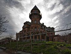 Krueger-Scott Mansion, Newark, New Jersey
