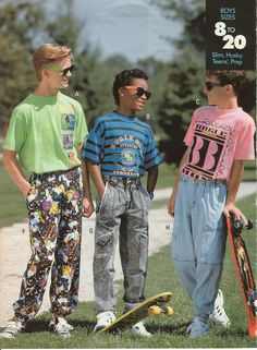 Just Eighties Fashion : Photo