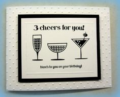 Stampin' Up:  Happy Hour