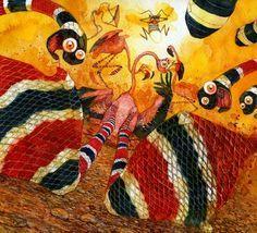 La canción de Malapata: Las medias de los flamencos - Horacio Quiroga