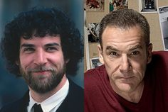 Mandy Patinkin as Jason Gideon http://www.snakkle.com/galleries/before-they-were-famous-stars-tvs-top-fbi-team-the-criminal-minds-cast%E2%80%94photo-gallery-then-and-now/mandy-patinkin-yentl-movie-1983-criminal-minds-tv-2005-photo-split/