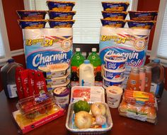 Publix-Couponing-Trip-5.25.12  Saved 71%! Cool Whip, Coupons, Cool Stuff, Desserts, Cool Things, Coupon, Deserts, Dessert, Postres