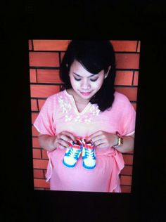 Mommy with Nike sneakers for Baby Boy…