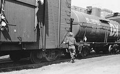 During the Great Depression, more than a quarter of a million teenagers left their homes and hopped freight trains looking for work or adventure.